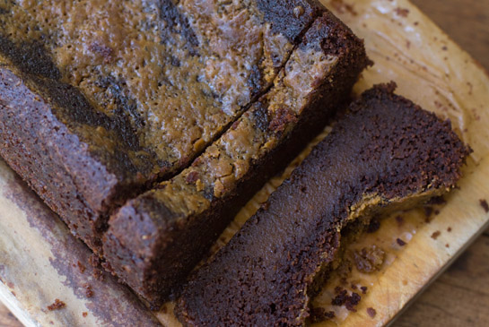 ... the quinoa cloud cookies and the chocolate loaf cake is to live for