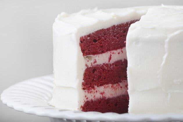 Red Velvet Cake (no red dye!) - Chocolate for Breakfast