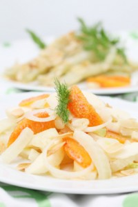 fennel salad1 200x300 Tracey Ceurvels is Leaving a Luscious Legacy